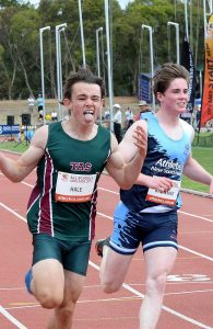 hale2 Jack Hale has clocked 10.13 seconds to win the national under 18 100 metre title in Adelaide Jack Hale has clocked 10.13 seconds to win the national under 18 100 metre title in Adelaide hale2