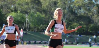 Ashleigh Whittaker at the 2015 Canberra Tracl Classic