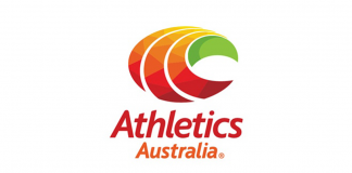 Athletics Australia Logo
