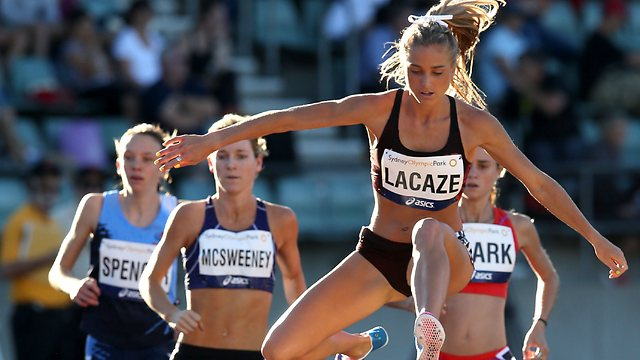 gl Athletes Exclusive with Genevieve LaCaze Athletes Exclusive with Genevieve LaCaze gl