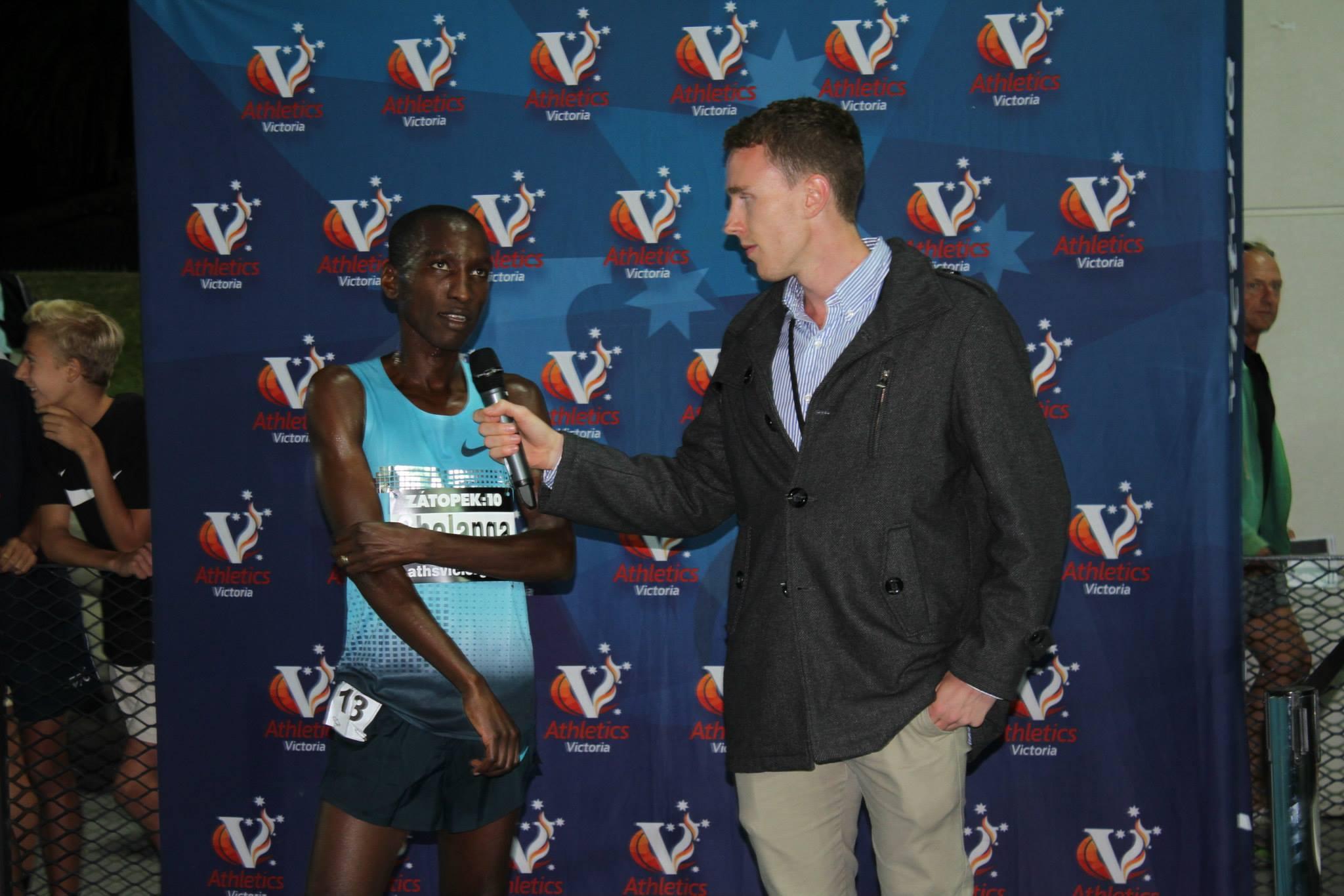 samchelanga Athletes Exclusive with Sam Chelanga Athletes Exclusive with Sam Chelanga samchelanga