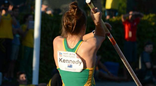 nina Athletes Exclusive with Nina Kennedy Athletes Exclusive with Nina Kennedy nina