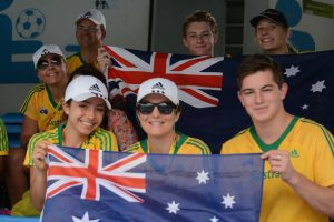 Athletics Australia Team
