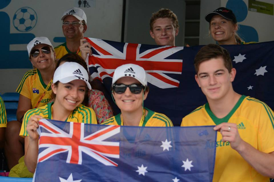 Athletics Australia Team