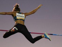 Nina Kennedy at the 2015 Jandakot City Track Classic
