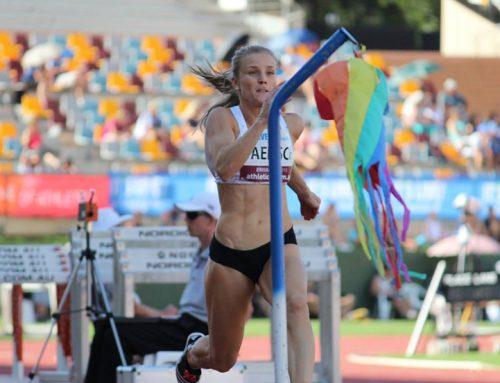 Chelsea Jaensch Jumps into a Rio Olympics Qualifier