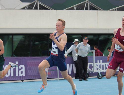 Lawson Power Runs World Junior Qualifier in Canberra