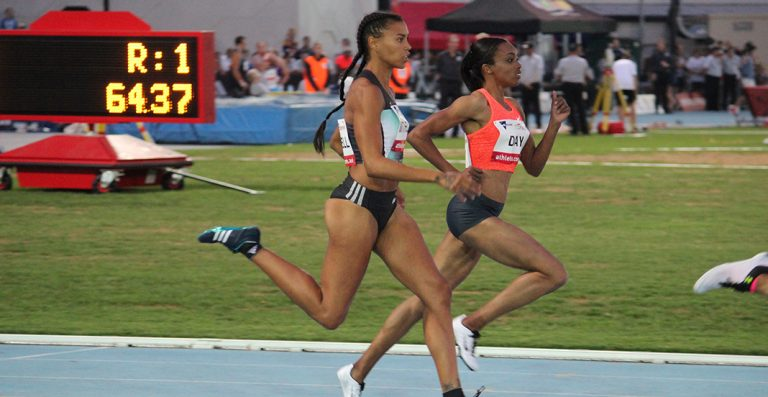 2017 IAAF World Relays Teams Announced