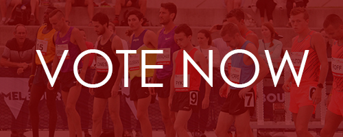 Vote Now Top Athlete Top Athlete TOP ATHLETE: Hunter Track Classic vote now