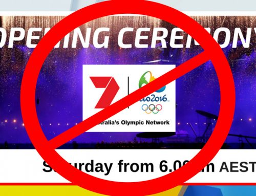 Fans Furious with Channel 7 Already