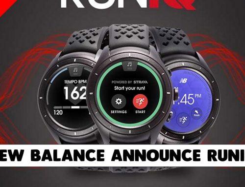 New Balance Launch RunIQ