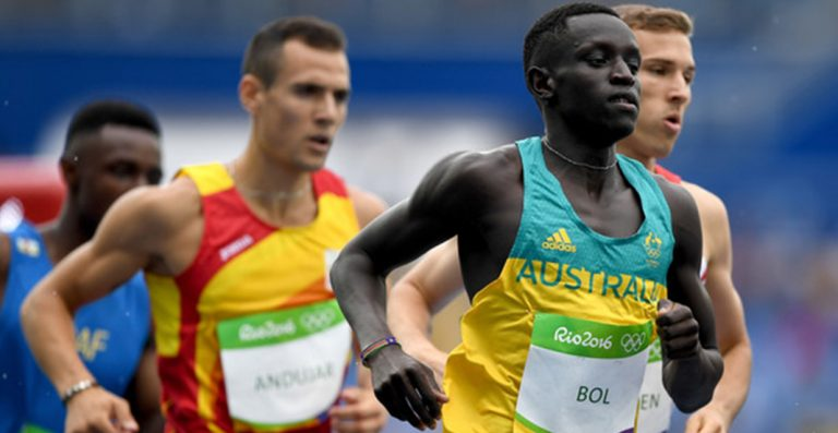 Olympians Dominate at Victorian Milers Club