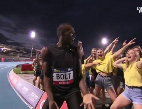 Nitro Final: Usain Bolt Runs Individual 150m