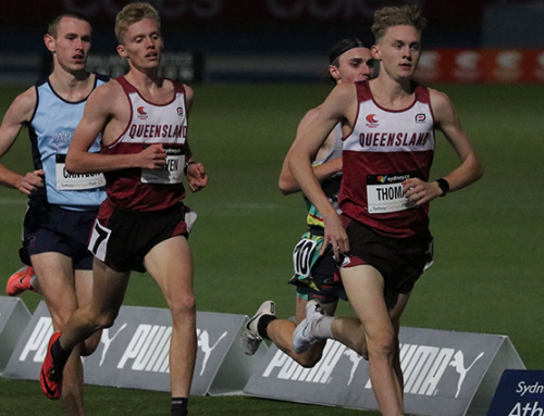 Thomas Breaks Gregsons 12-year Under 20 Record