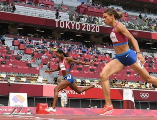 McLaughlin smashes world 400m hurdles record in Tokyo with 51.46